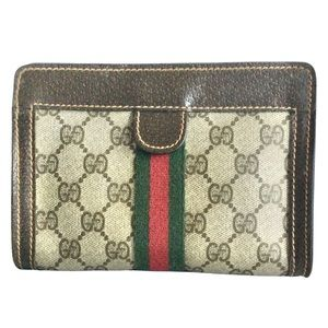 JUST IN Vintage Gucci Small Cosmetic Bag